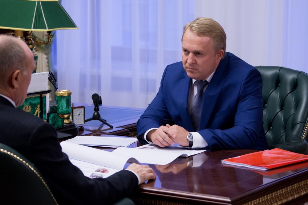 Председателем Общественной палаты Челябинской области вновь избран 43-летний Олег Дубровин - канд