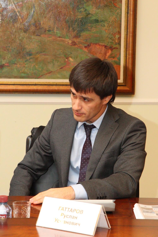 Руслан Гаттаров сумел подняться на четыре позиции в рейтинге, подготовленном компанией «Медиалог