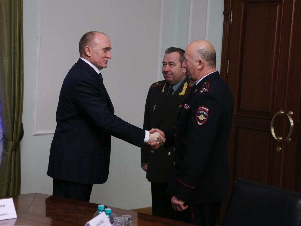 Как сообщили агентству «Урал-пресс-информ» в пресс-службе губернатора, во время встречи обсуждали
