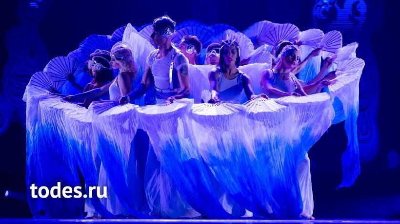 В Челябинском театре оперы и балета имени Глинки 31 октября выступит шоу-балет Алл