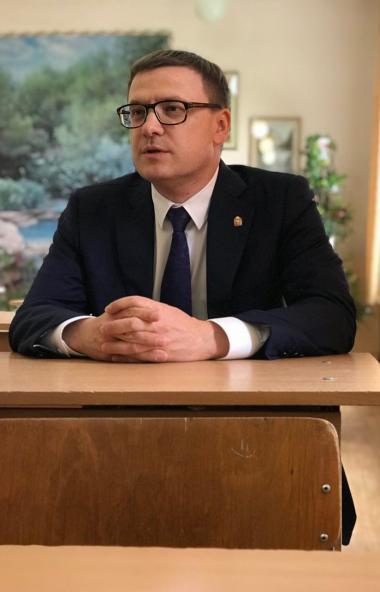 Единственный сын главы Челябинской области Алексея Текслера, как и когда-то его папа,пойдет