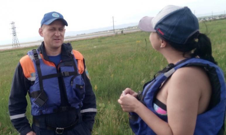Спасатели Магнитогорского отряда (Челябинская область) спасли 38-летнюю жительницу республики Баш