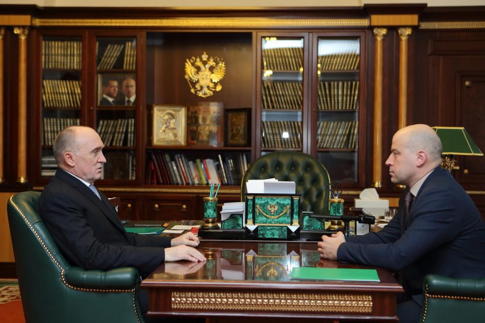 Об этом доложил губернатору Борису Дубровскому председатель областной избирательной комиссии обла