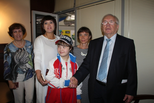 Об этом сообщает уполномоченный по правам человека в регионе Маргарита Павлова. «Он поздра