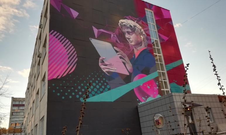 Правительство Челябинской области, компания «Ростелеком» и ассоциация художников «Graffiti Russia