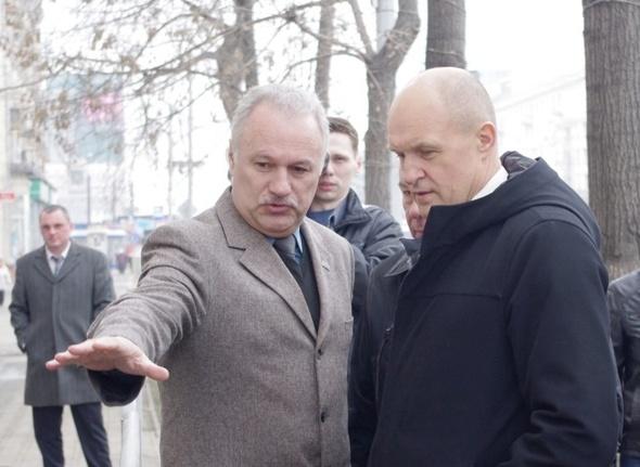 Об этом заявил сегодня, 11 февраля, глава городской администрации Сергей Давыдов на аппаратном со