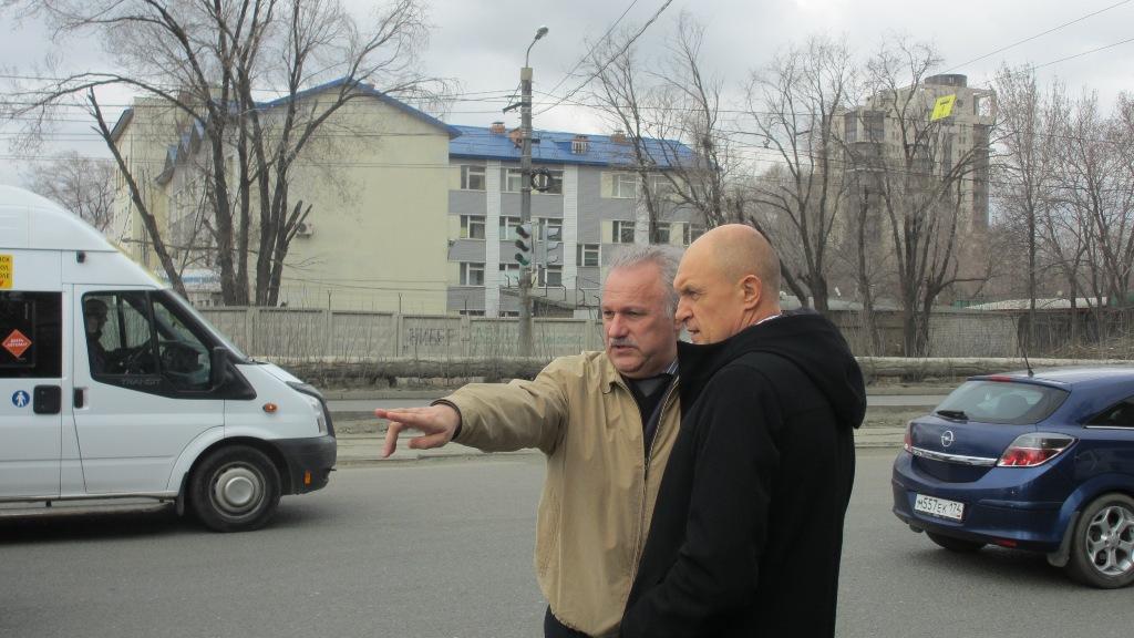 «Это первый этап строительства, оно продолжится в следующем году, дорожка продлится до Краснополь