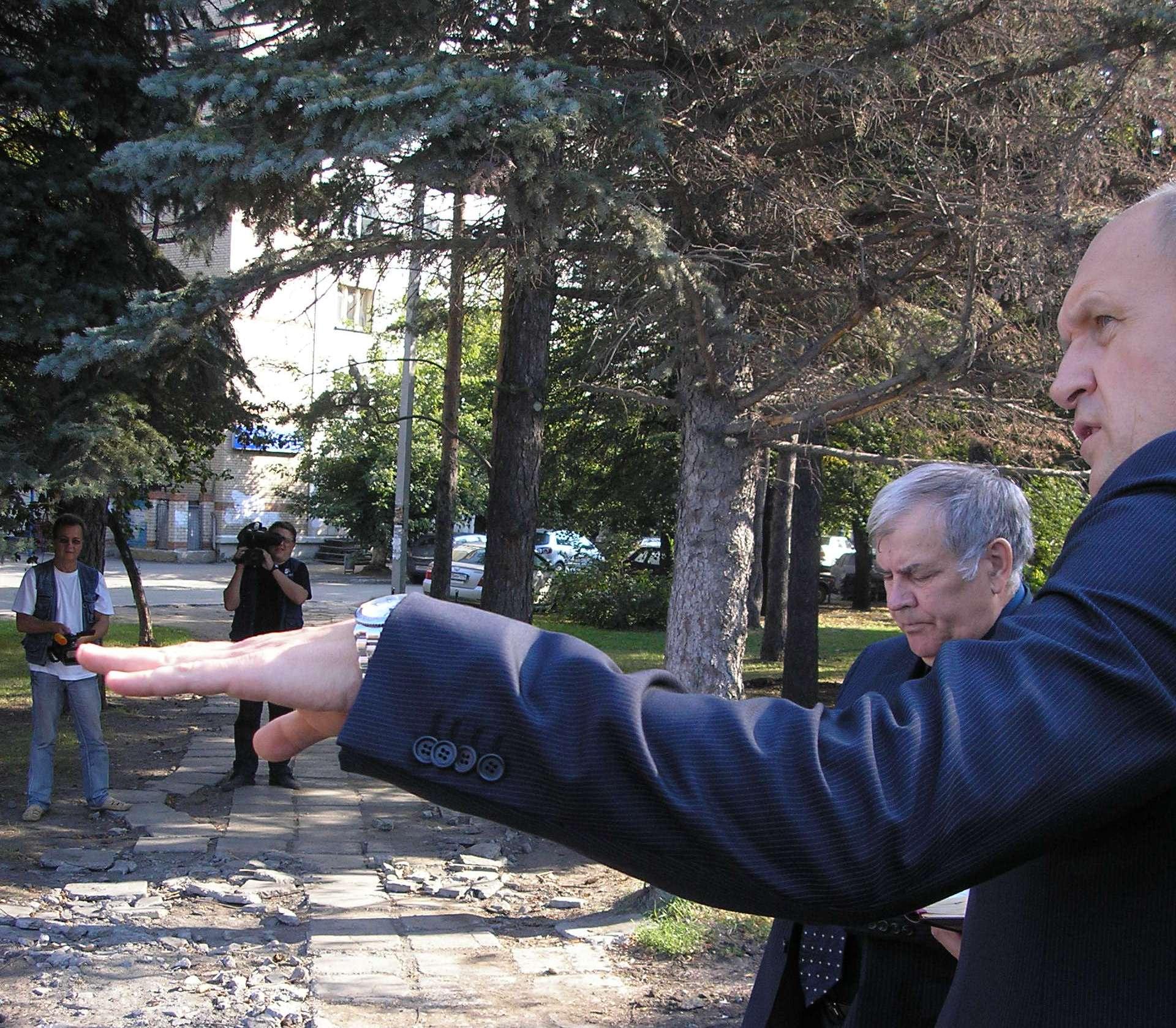 Вчера глава администрации Сергей Давыдов заявил, что