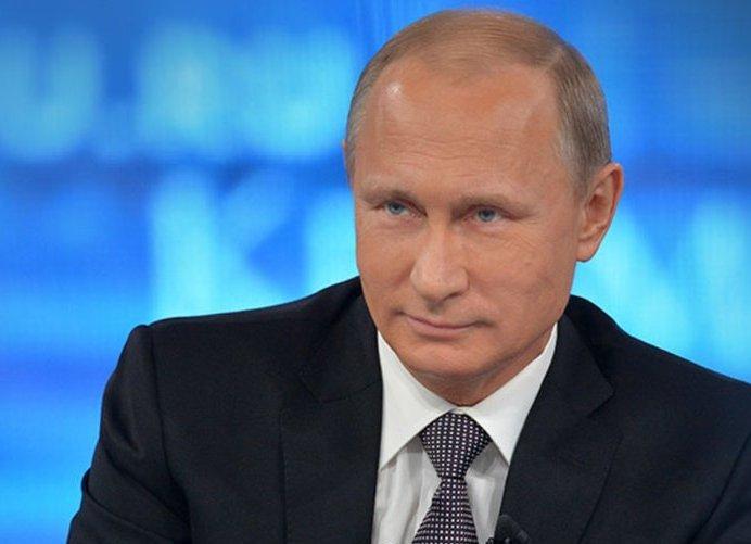 «Прямая линия» президента РФ Владимира Путина пройдет до 14 июня 2018 года.