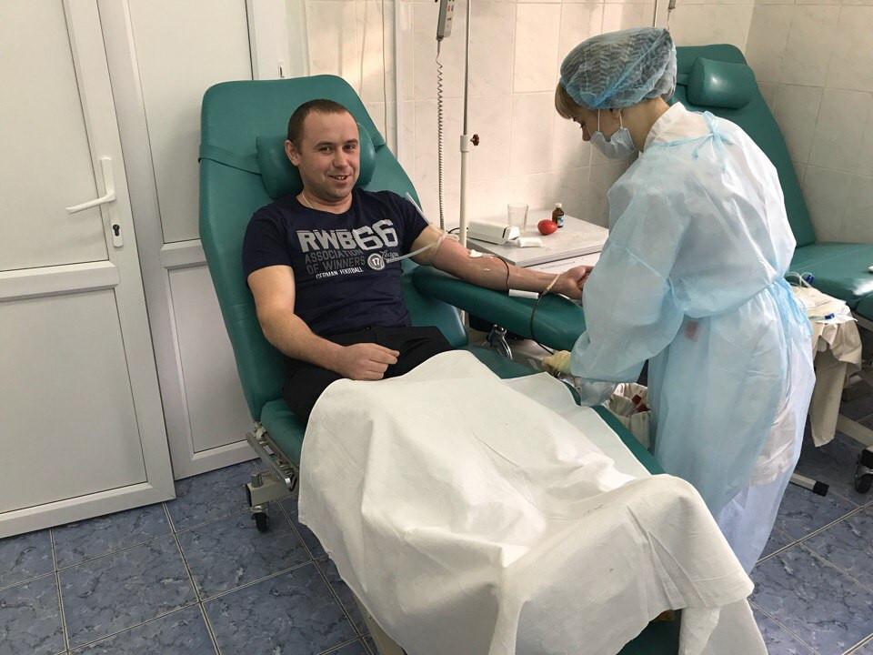 «С начала текущего года Челябинская областная станция переливания крови и ее отделения органи