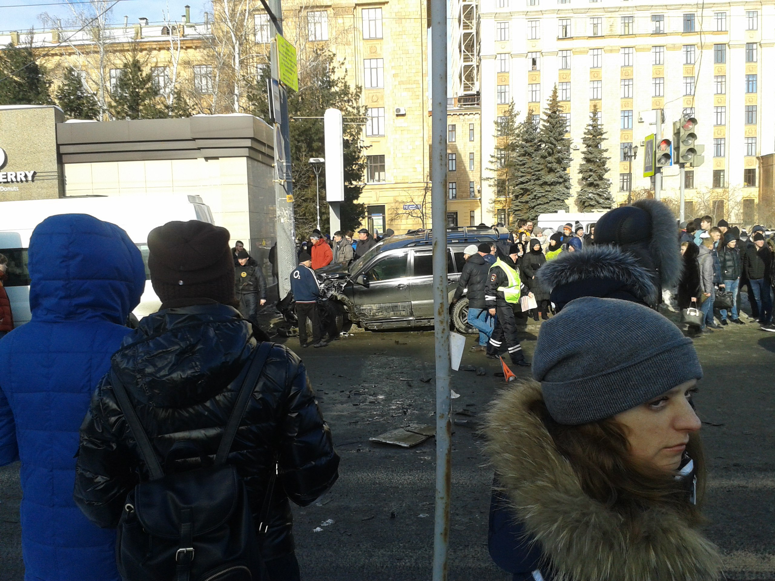 «Пострадавшие в аварии студентки получат материальную помощь в размере 50 тысяч рублей, - рассказ