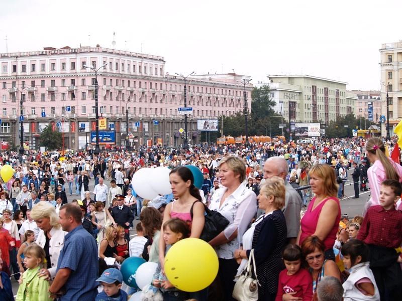 Как рассказал начальник управления культуры городской администрации Виктор Ереклинцев, на праздно