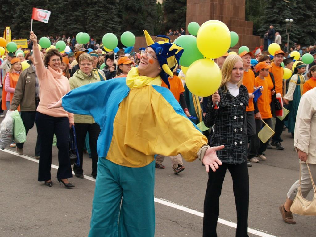 Как сообщает агентству «Урал-пресс-информ» пресс-служба администрации Челябинска, ребята готовят