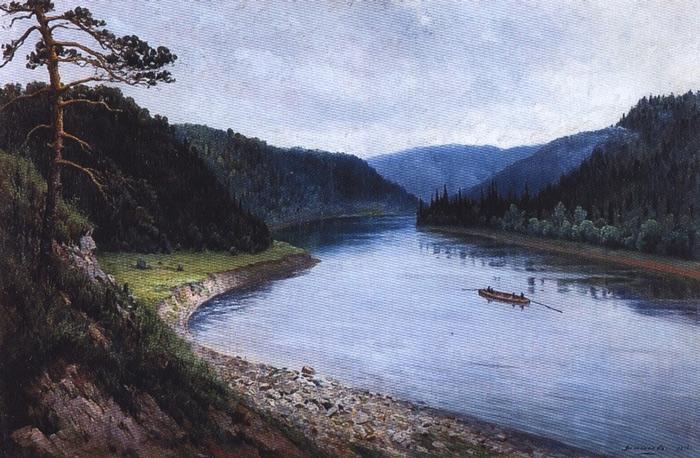 Алексей Денисов-Уральский – камнерез и живописец – жил и творил в конце 19 и в начале 20 веков.