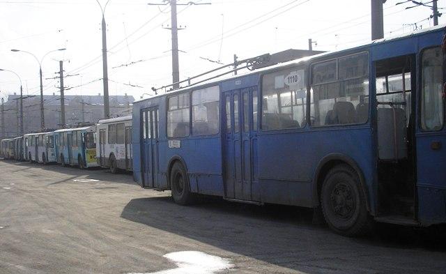 В понедельник, 5 марта, челябинцы смогут добираться на работу только на автобусах, маршрутках и т