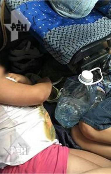Дети из Челябинской области, которых после отдыха в Крыму ненадлежащим образом доставляли домой,