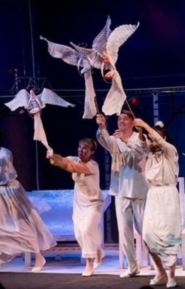 Челябинский театр кукол имени В.Вольховского в следующий понедельник, 11 ноября, представит