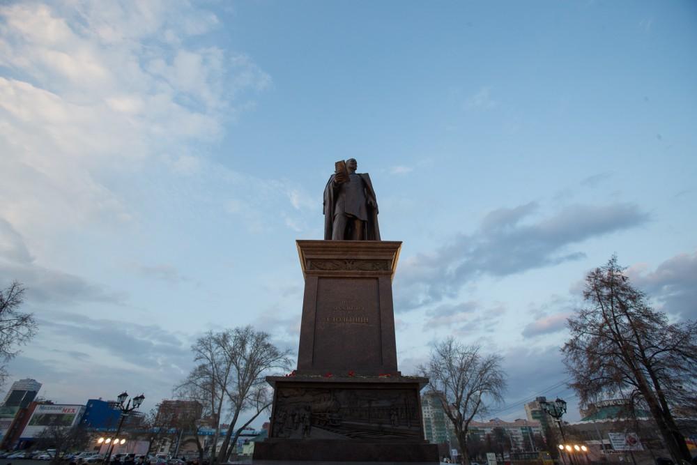 В Калининском районе Челябинске может появиться сквер имени Петра Столыпина - государственного де