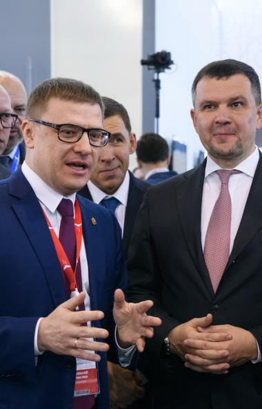 Дорожники Челябинской области представили свои достижения на Международной специализированной выс