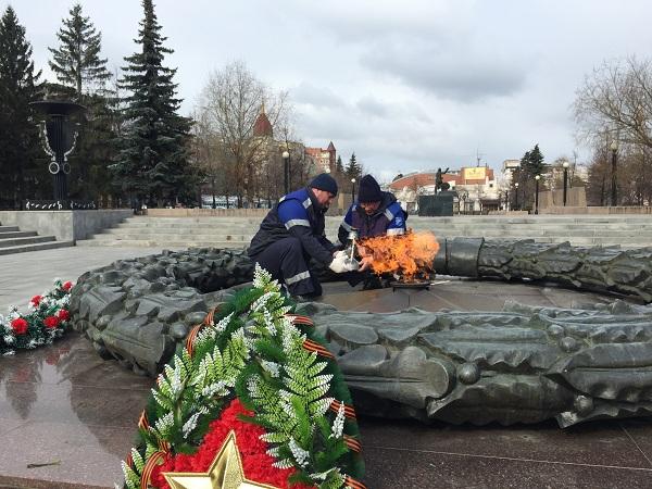 В 27-ми населенных пунктах Челябинской области газовики провели техническое обслуживание 28-ми ме