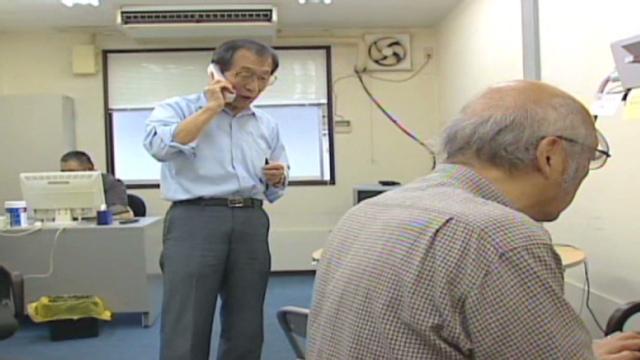Но это действительно так. 72-летний Ясутеру Ямаде надеется, что его группа пожилых, квалифицирова