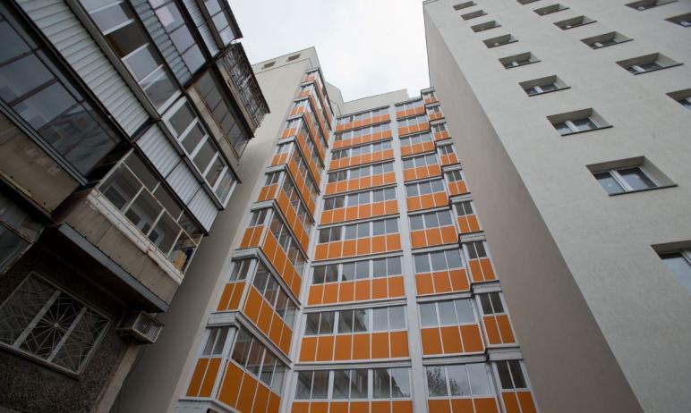 В Челябинской области в 2020 году построили один миллион 529,1 тысячи квадратных метров жилой пло