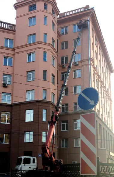 В Челябинске завершена служебная проверка, связанная с ремонтом фасада здания на площади Революци