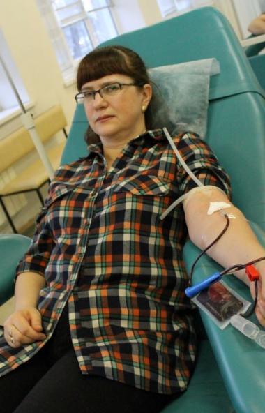 В предстоящую пятницу, 11 сентября, Челябинская областная станция переливания крови проведет доно