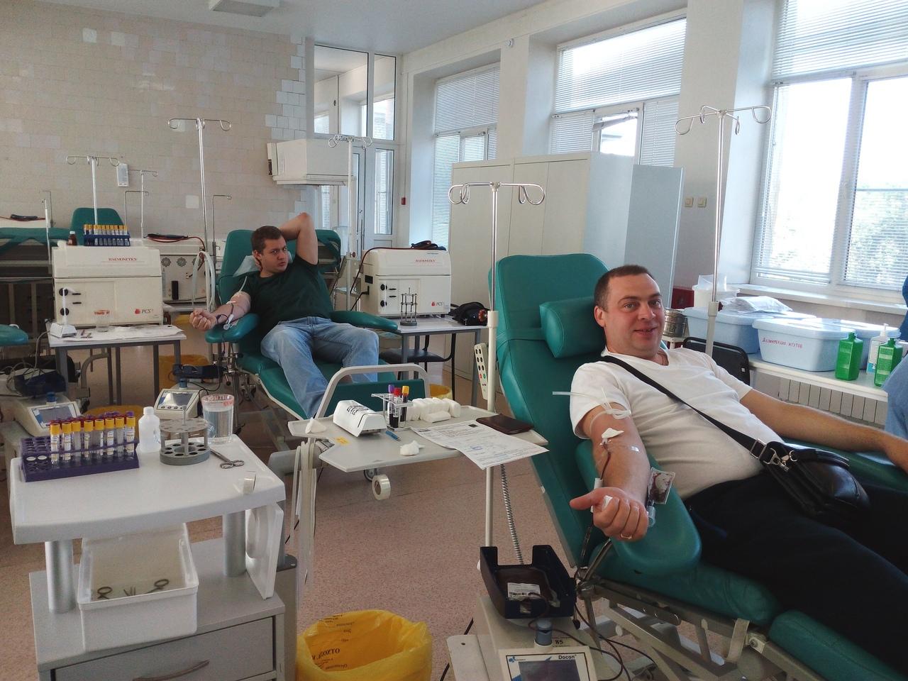 Челябинская областная станция переливания крови в преддверии новогодних праздников особенно нужда
