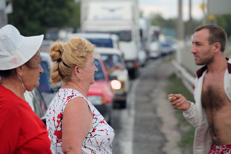 Как сообщила агентству «Урал-пресс-информ» жительница села Харлуши Зоя Коваль, ответственная за с