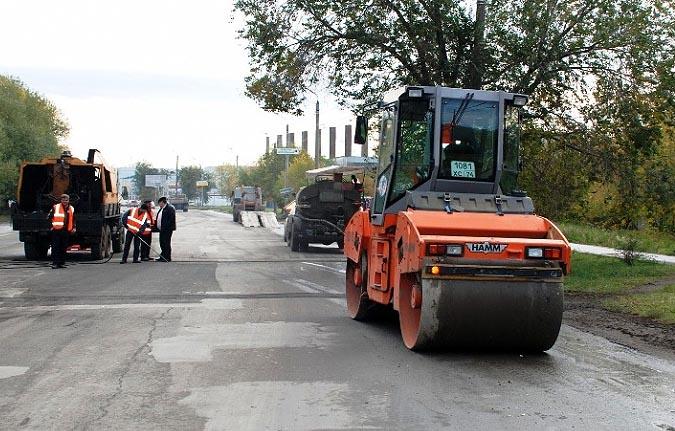 «График ремонта дорог мы доводим до прессы в ежедневном режиме, - уточнил градоначальник