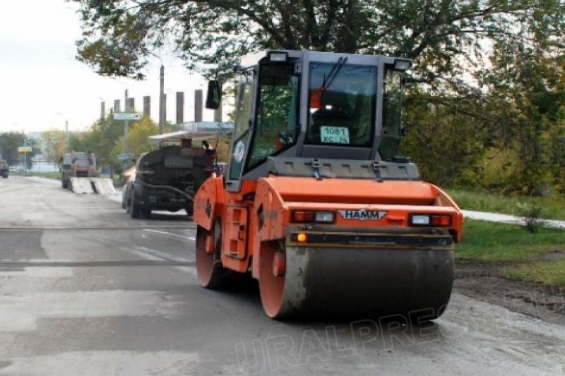 Дорожники завершают ремонт Свердловского проспекта в Челябинске - выполнено80% работ на одной из