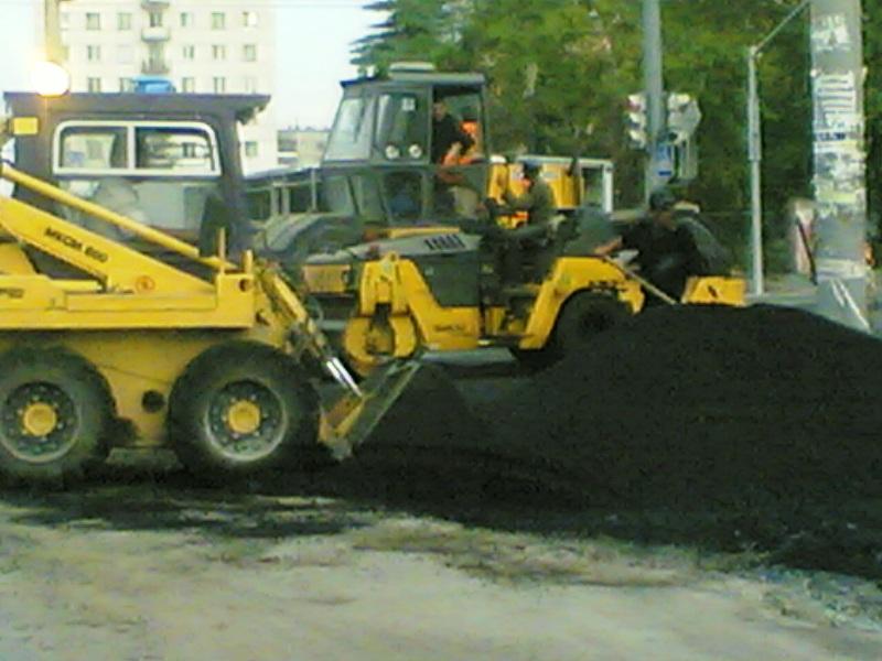 По словам заместителя главы городской администрации по дорожному хозяйству Владимира Алейникова,