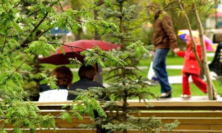 В среду, девятого июня, в Челябинской области ожидается облачная погода с прояснениями, местами п