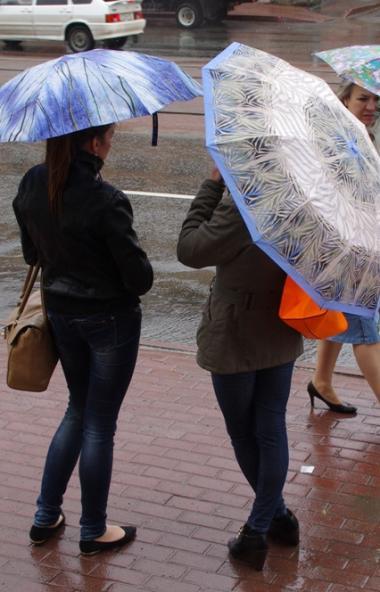 Жителей Челябинской области предупреждают об ухудшении погодных условий - прогнозируются дожди, г