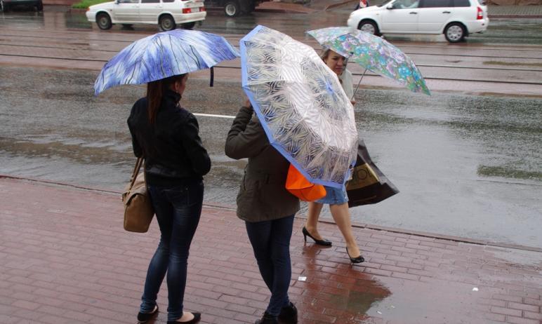 Во вторник, 27 апреля, в Челябинской области ожидается облачная погода с прояснениями, местами пр