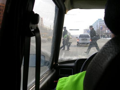 Вчера, первого февраля, на улице Цвилинга возле дома 60 водитель 1973-го года рождения, управляя