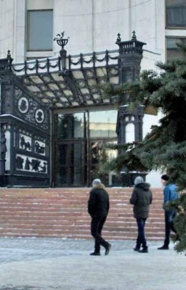 Челябинский академический театр драмы имени Н.Орлова 24 сентября открывает 100-ый сезон. За