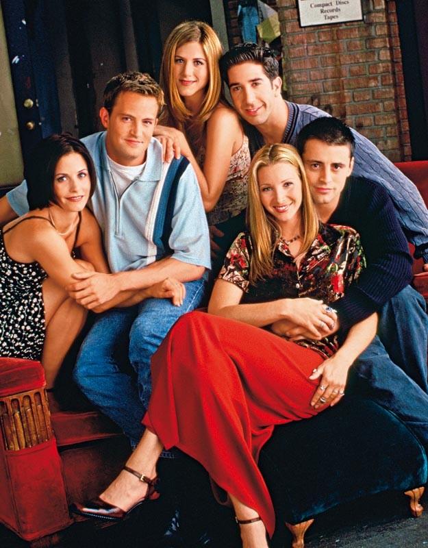 «Друзья» («Friends») - американский комедийный телевизионный сериал, повествующий о жизни шестеры