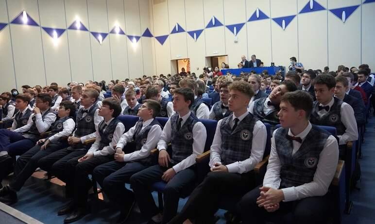 Десятилетний юбилей отпраздновал вчера, 19 октября, Челябинский областной лицей-интернат для одар