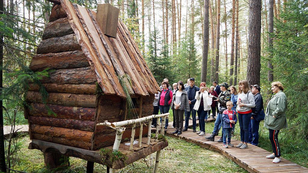 В Челябинской области продолжают развивать экологический туризм. В этом году совсем недавн