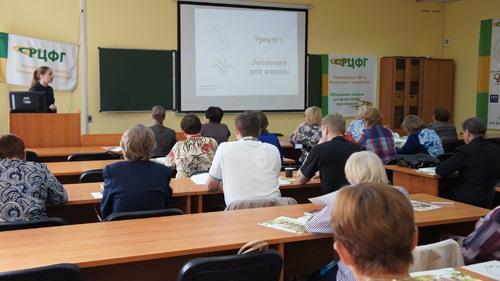 Челябинск стал первым городом на Урале, где стартовал образовательный курс для пожилых граждан. П
