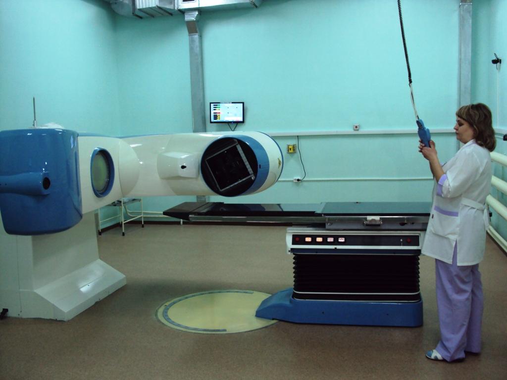 Данный аппарат – единственный в Челябинской области. Его предшественник, который прослужил копейс