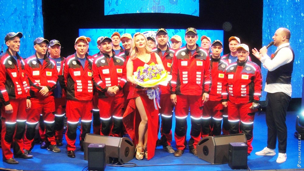 Сегодня в Челябинске завершились финальные соревнования VII Всероссийского чемпионата профессион