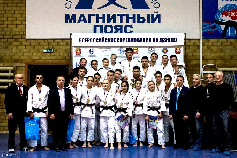 В копилке местных дзюдоистов 11 бронзовых медалей, две серебряных и четыре золотых. Первые места
