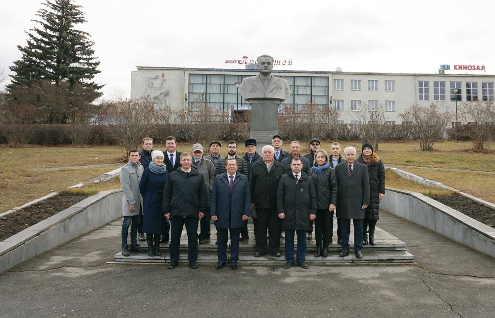 Молодые специалисты ГРЦ Макеева представили инновационные  проекты