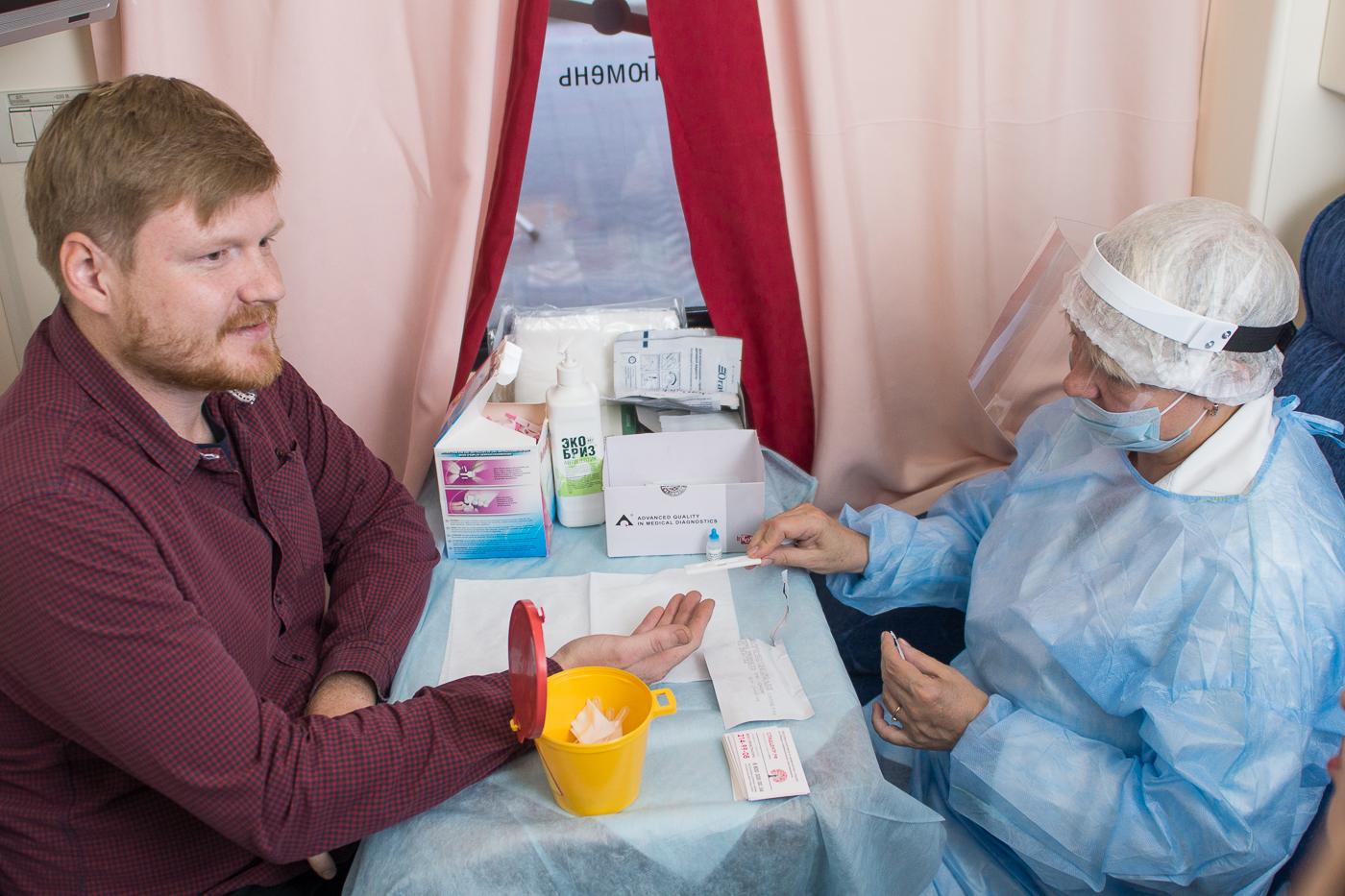 «Масштабность заболевания и его распространенность должны побудить людей не скрываться от врачей,