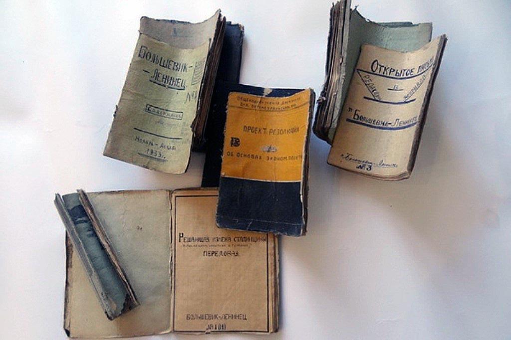 Рукописи будут храниться в музее ГУФСИН России по Челябинской области, до этого их обязательно из