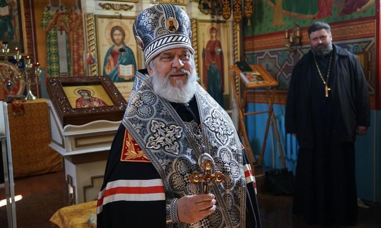 Духовное окормление ИК-6 ГУФСИН России по Челябинской области порученоепископуКопейск