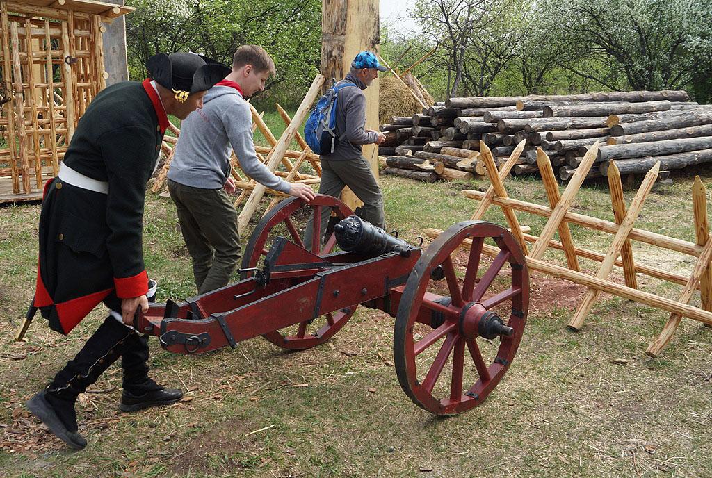 В историческом парке «Гардарика» презентовали новую программу, посвящённую Пугачевскому восстанию